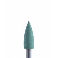 Полир силикон-карбидный Конус, 5 мм, тонкий, 404, зеленый