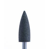 Полир силикон-карбидный Конус, 6 мм, супер грубый, 406, черный