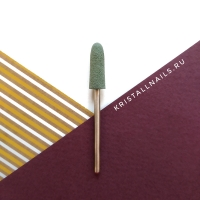 Полир силикон-карбидный Конус, 7 мм, грубый, H 340 k