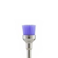 Щетка браш фиолетовая средняя