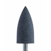 Полир силикон-карбидный Конус, 8 мм, супер грубый, 408, черный