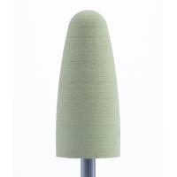 Silver Kiss, Полир силикон-карбидный Конус, 10 мм, супертонкий, 610, желтый