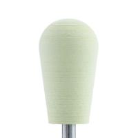 Silver Kiss, Полир силикон-карбидный Конус обратный, 10 мм, супертонкий, 510, желтый
