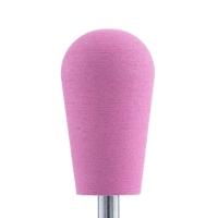 Silver Kiss, Полир силикон-карбидный Конус обратный, 10 мм, тонкий, 510, розовая