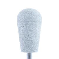 Silver Kiss, Полир силикон-карбидный Конус обратный, 10 мм, средний, 510, серый