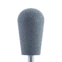 Silver Kiss, Полир силикон-карбидный Конус обратный, 10 мм, грубый, 510, темно-серый