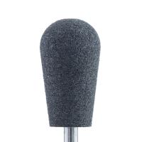 Silver Kiss, Полир силикон-карбидный Конус обратный, 10 мм, супер грубый, 510, черный