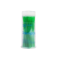 Аппликаторы Classic Fine зеленые 1,5мм (100 шт.) Дисподент