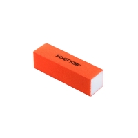Silver Star, Бафик полировочный четырехсторонний оранжевый АТ-302