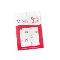 Кристалл Nails, Наклейка 5D слайдер для дизайна ногтей SP 116