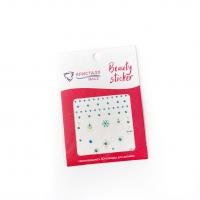 Кристалл Nails, Наклейка 5D слайдер для дизайна ногтей SP 127