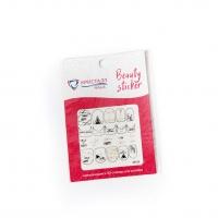 Кристалл Nails, Наклейка 5D слайдер для дизайна ногтей SP 230