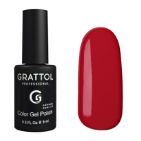 Гель-лак Grattol GTC085 Dark Red(9 мл.)