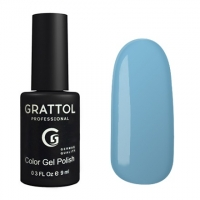 Гель-лак Grattol GTC110 Clear Sky (9 мл.)