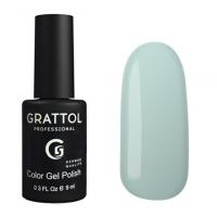 Гель-лак Grattol GTC111 Pale Mint (9 мл.)