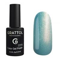 Гель-лак Grattol GTC123 Blue Pearl (9 мл.)