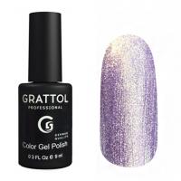 Гель-лак Grattol GTC157 Lilac Golden (9 мл.)