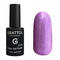 Гель-лак Grattol GTC158 Rose Pearl (9 мл.)