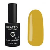 Гель-лак Grattol GTC178 Yellow Mustard (9 мл.)