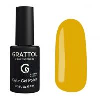 Гель-лак Grattol GTC180 Yellow Autumn (9 мл.)