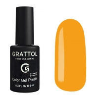 Гель-лак Grattol GTC181 Saffron (9 мл.)