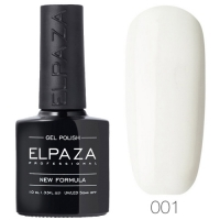 ELPAZA Гель-лак Classic №001