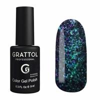 Гель-лак Grattol Хамелеон GTG005 Galaxy Ocean (9мл)