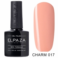 ELPAZA Гель-лак Charm №017 (10 мл)