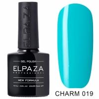 ELPAZA Гель-лак Charm №019 (10 мл)