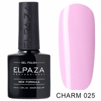ELPAZA Гель-лак Charm №025 (10 мл)