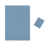 Daccordo, Бафы-мини квадрат синий