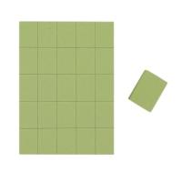 Daccordo, Бафы-мини квадрат зеленый