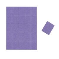 Daccordo, Бафы-мини квадрат фиолетовый