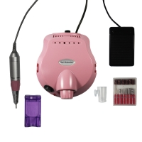 Аппарат ZS-601 Nail Master 25000 об., розовый