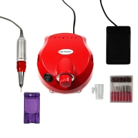 Аппарат ZS-601 Nail Master 25000 об., красный