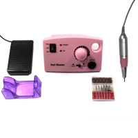 Аппарат ZS-602 Nail Master 25000 об., розовый