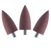 Кристалл Nails, Полир силикон-карбидный №40408, коричневый (10 шт.)