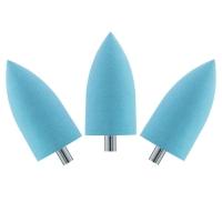 Кристалл Nails, Полир силикон-карбидный №40410, голубой (10 шт.)