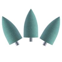 Кристалл Nails, Полир силикон-карбидный №40410, зеленый (10 шт.)