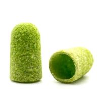 Silver Kiss, Колпачок абразивный на тканевой основе 7 мм, зеленый 150 грит