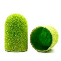 Silver Kiss, Колпачок абразивный на тканевой основе 13 мм, зеленый 150 грит